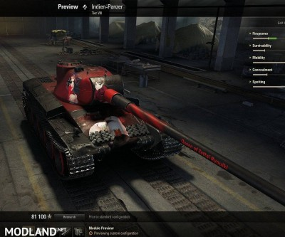 Bertuhan's Indien Panzer Anime Skin - Tohsaka Rin - Fate Stay Night 4 [1.3.0.1], 1 photo